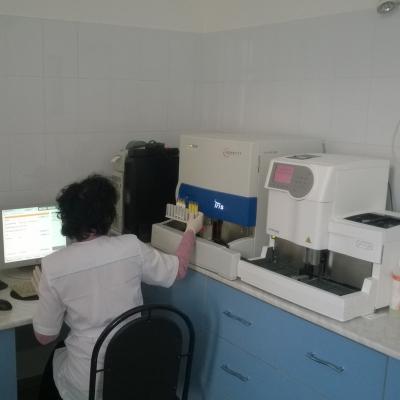 Межклиническая клинико-диагностическая лаборатория