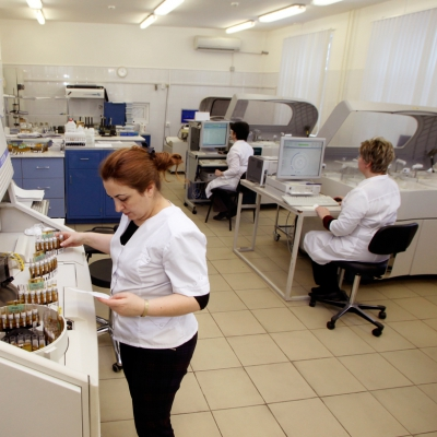Межклиническая биохимическая лаборатория