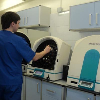 Межклиническая бактериологическая лаборатория