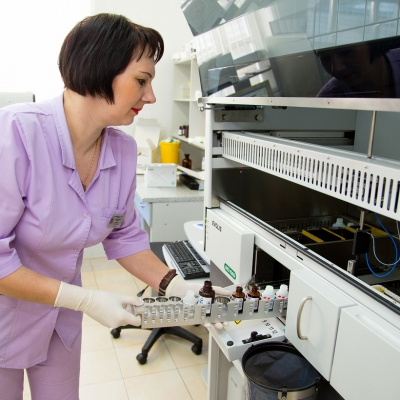 Межклиническая иммунологическая лаборатория